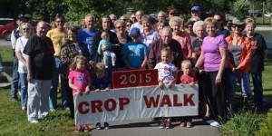 2015 CROP Walk