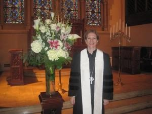 Rev. Ginny Brown Daniels