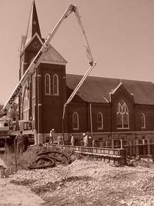 2003 Construction