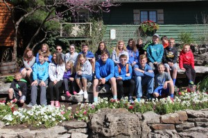Youth Branson trip 2016