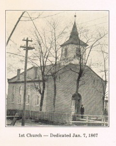 first church 1867