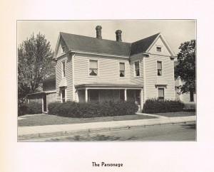 parsonage 1941