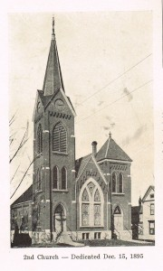 second church 1895