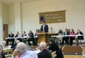 consistory annual meeting