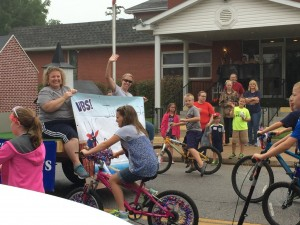 7.4.16 parade VBS promotion bikes