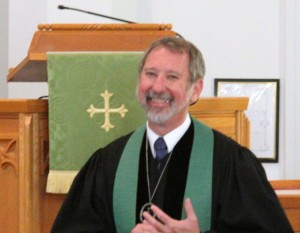Rev. Gary Schulte